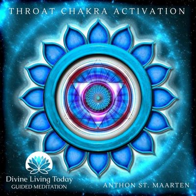 Throat Chakra Activation Guided Meditation